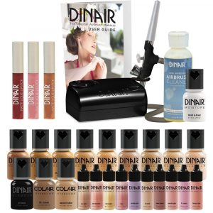 Dinair Double Range Airbrush Makeup Kit
