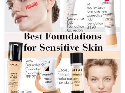 10 Best Drugstore Foundation For Sensitive Skin Reviews