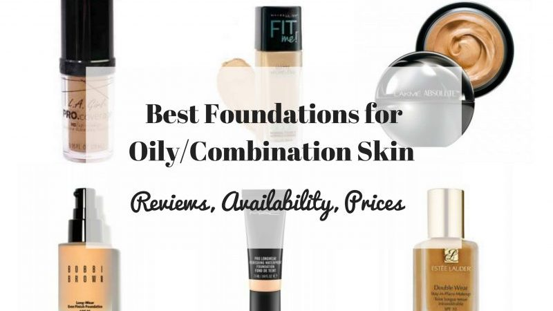 Best Foundation For Combination Skin: (2019 Version) Reviews