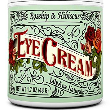 Eye Cream Moisturizer Natural Anti Aging Skin