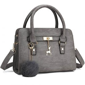 Bagerly Women Fashion PU Leather Shoulder Bags