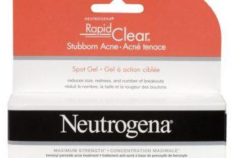 5 Amazing Benefits of Neutrogena Rapid Clear Stubborn Acne Spot Gel