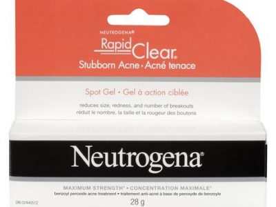 Neutrogena Rapid Clear Stubborn Acne Spot Gel Reviews