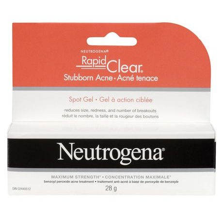 Neutrogena Rapid Clear Stubborn Acne Spot Gel Reviews