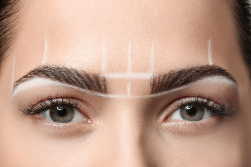 How To Shape Eyebrows Tips For The Perfect Eyebrow Shape