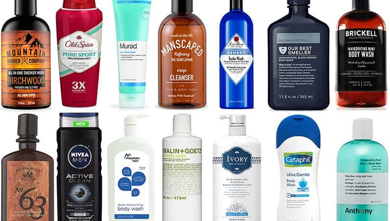 9 Best Body Wash For Men 2019 | Who Want a Refreshing and Luxurious