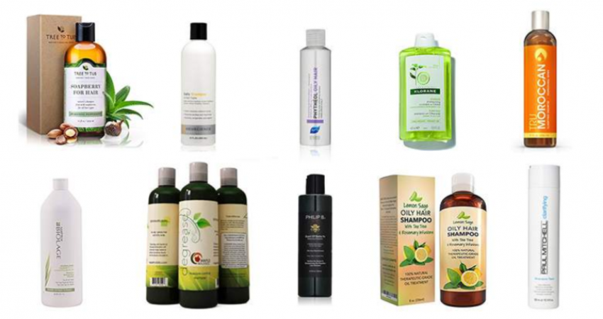 Best Shampoo For Oily Hair | Oily Scalp Reviews For 2019