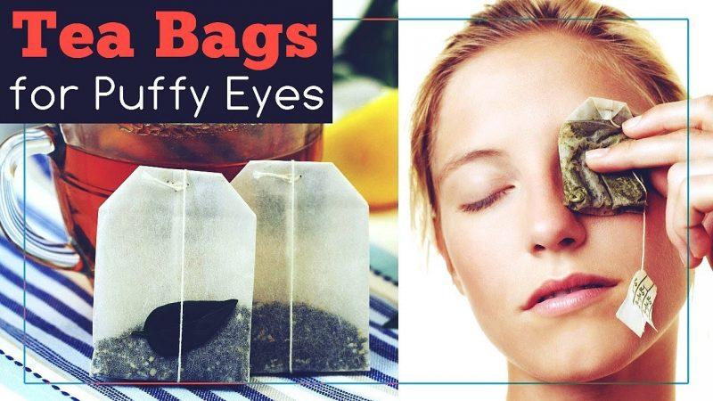 tea Bags Eye Bags