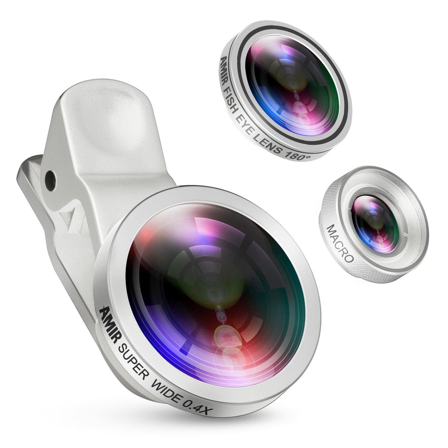 AMIR Camera Lens Ki