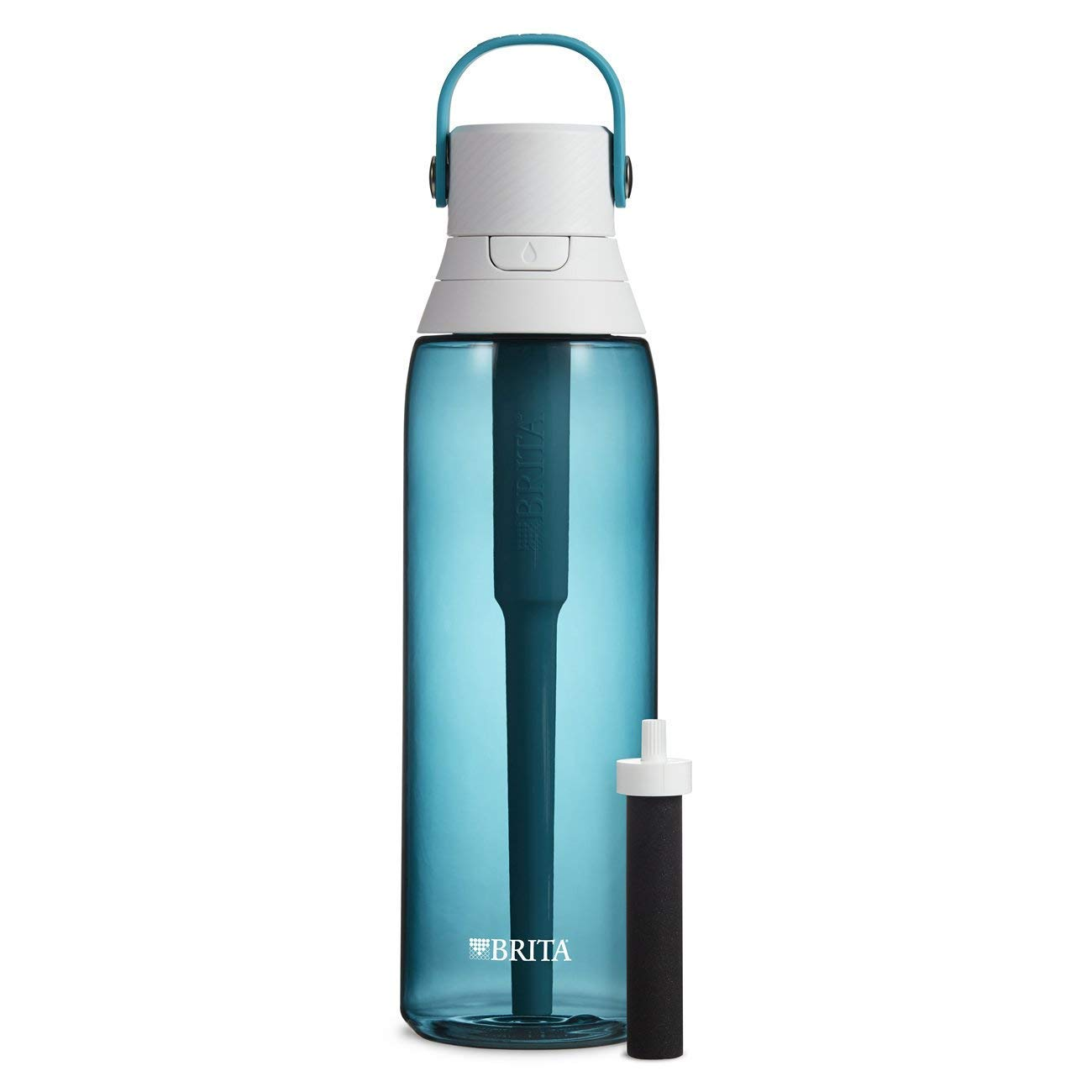 Brita 26 Ounce Premium Filtering Water Bottle