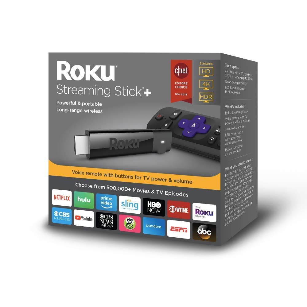 Roku Ultra HD Streaming Player