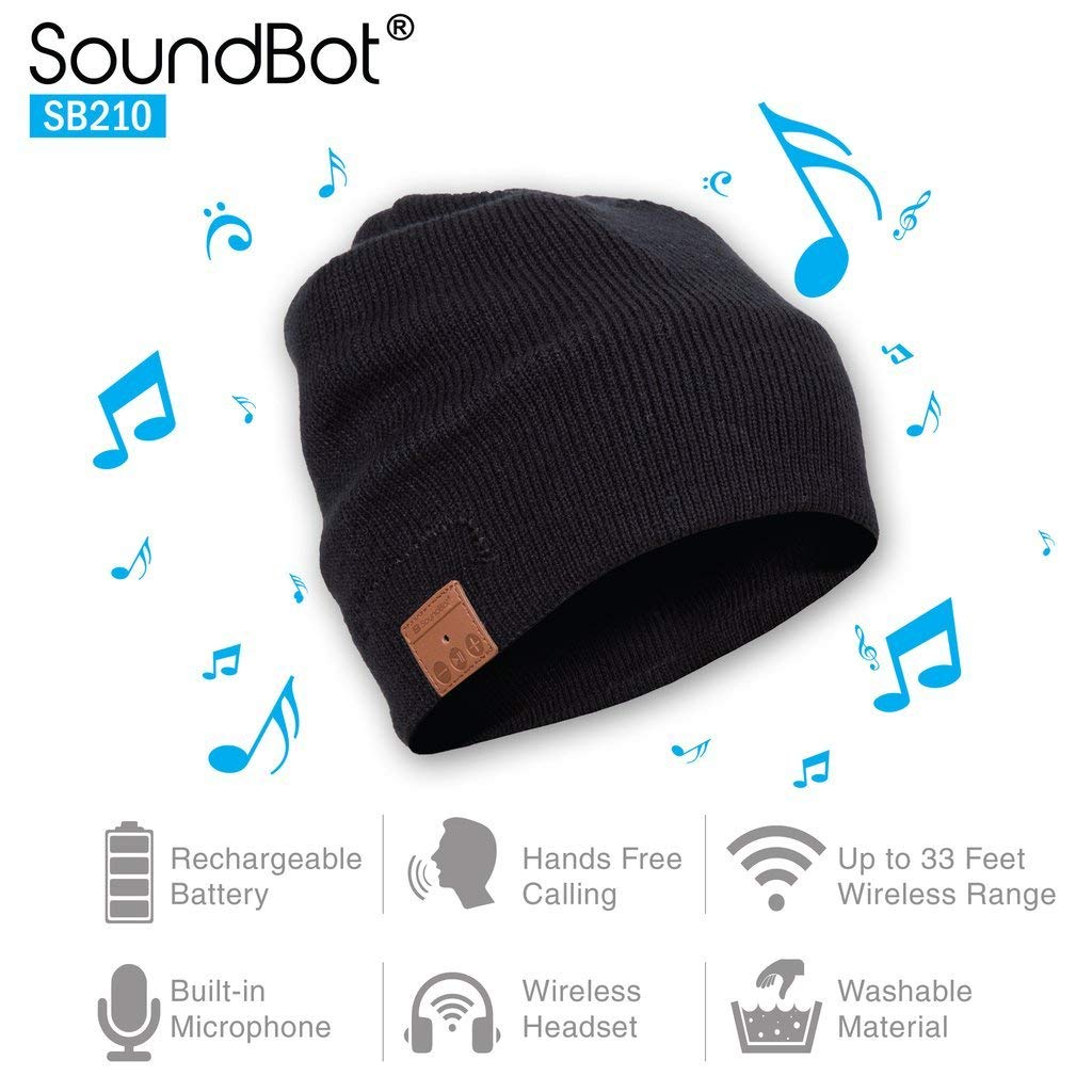 SoundBot¨ SB210 HD Stereo Bluetooth