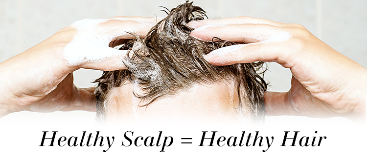 Tips for healthy hair and scalp