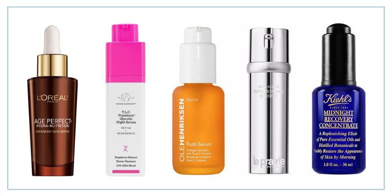 we have listed some of the best serums in the market today that will clear your skin problems to leave you with a youthful, softer, plumber, smoother and healthy complexion.