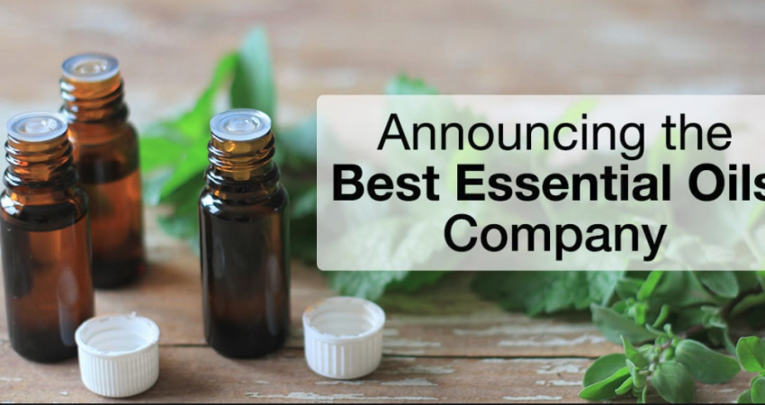 The 10 Best Essential Oil Brands And Company Reviews & Compared 2019