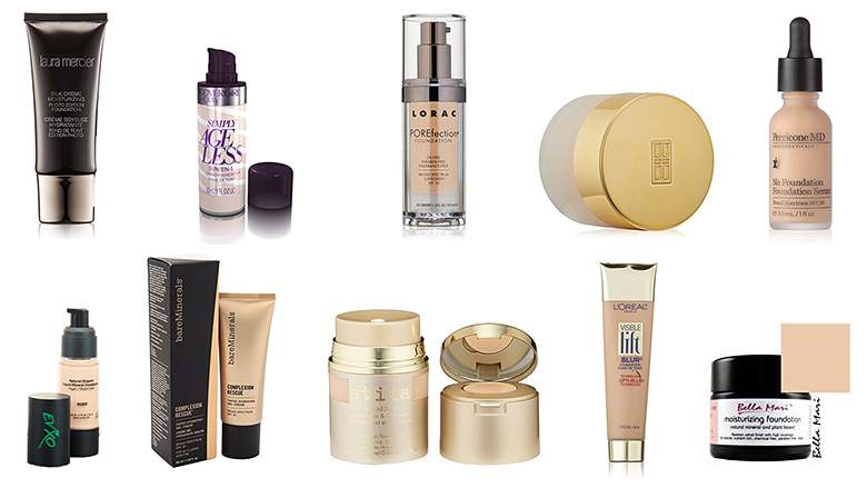 best foundation for mature skin on full coverage