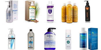 15 Best Hair Loss | Hair Growth Shampoos for Men & Women  [2019 Reviews]