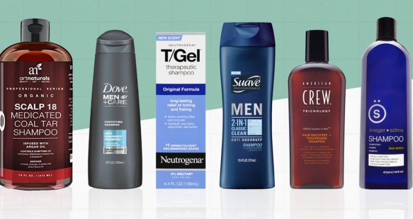 10 Best Shampoo For Men (All Hair Types) 2019 Reviews