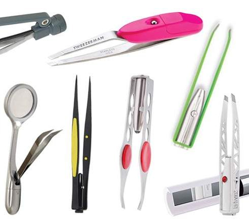 14 Best tweezers For Hair Removal — 2019 Reviews