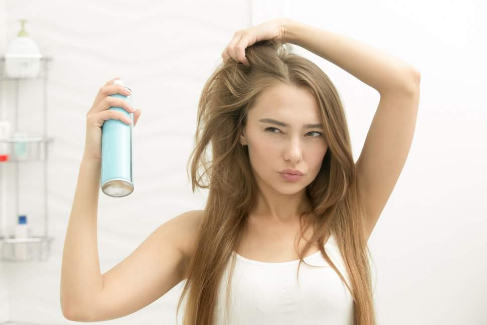 shampoo-dry-hair