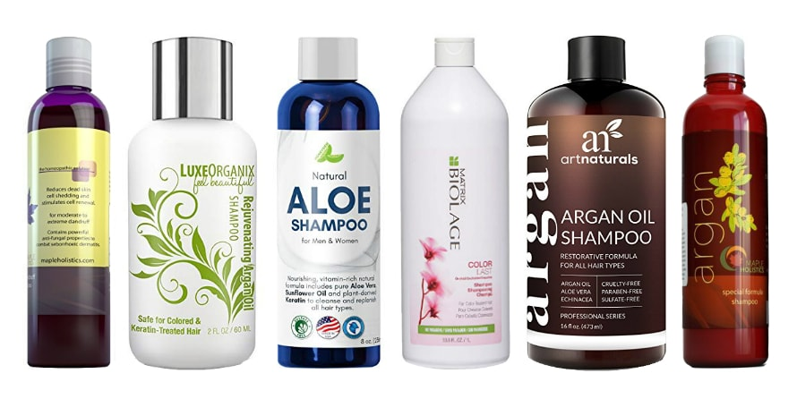 Best Shampoo For Color Treated Hair 2019 9 Best Shampoo For Colored Hair 2019 Reviews And Guide