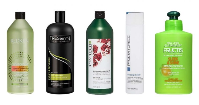 Best Conditioners for Curly Hair On 2019 | Frizzy Hair Treatments
