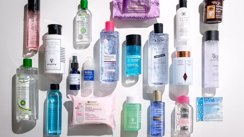 19 Best Makeup Removers For 2019 Reviews & Guide