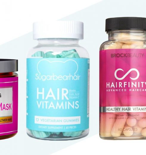 12 Best Vitamins & Supplement for Faster  Hair Growth