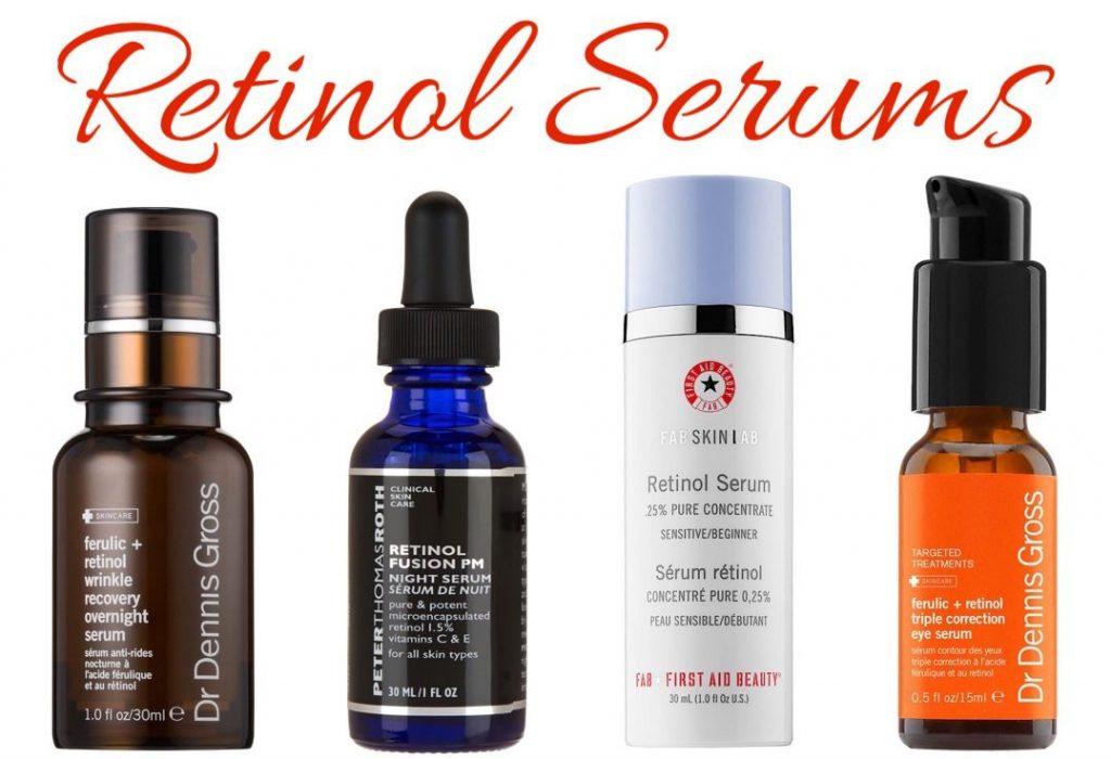 besst retinol serum