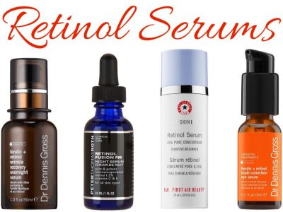 Best Retinol Serum for Every Skin Type [2019 Version]