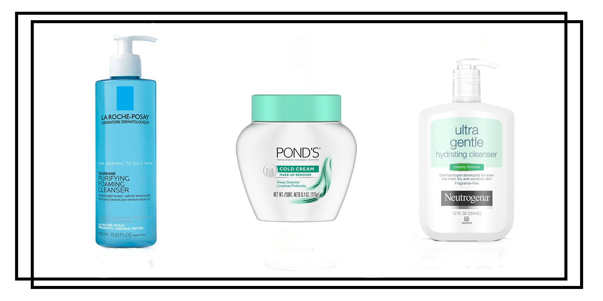 13 Best Face Wash Amp Gentle Cleansers For Sensitive Skin On