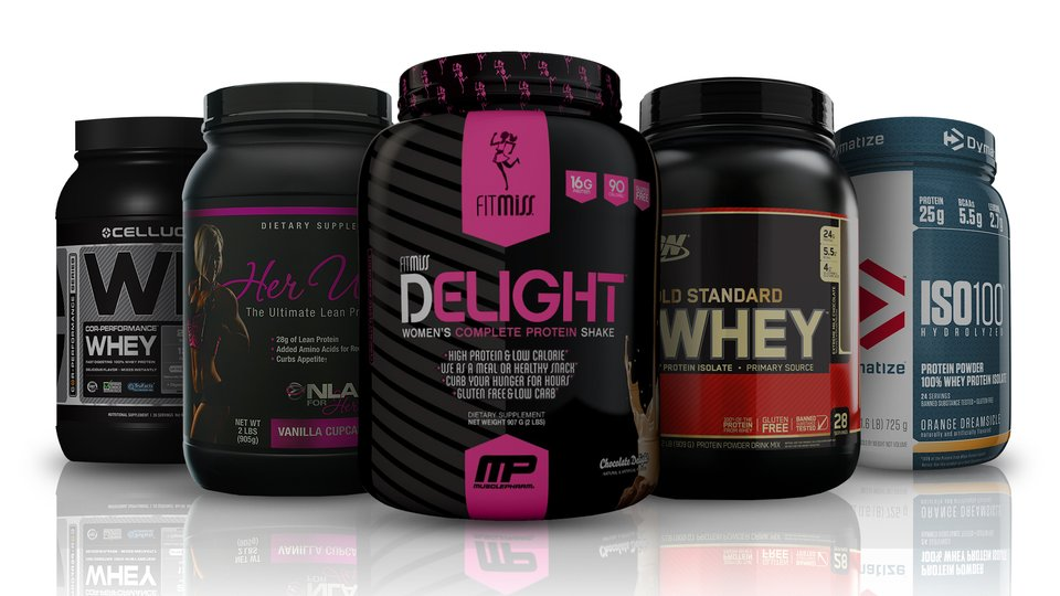 Best Protein Powder for Women