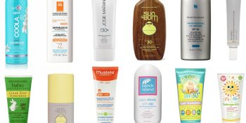12 Best Sunscreen For Kids and Babies of 2019 Reviews