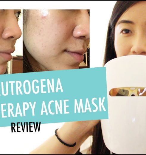 Neutrogena Light Therapy Acne Mask 2019 Review