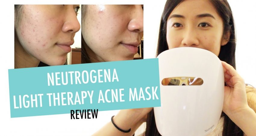 Neutrogena Light Therapy Acne Mask Reviews