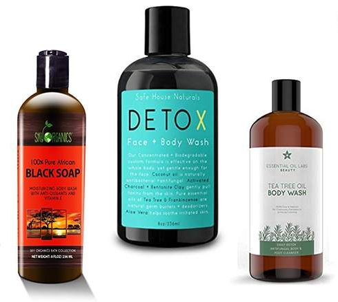 15 Best Body Wash For Acne Prone Skin On Your Back & Chest