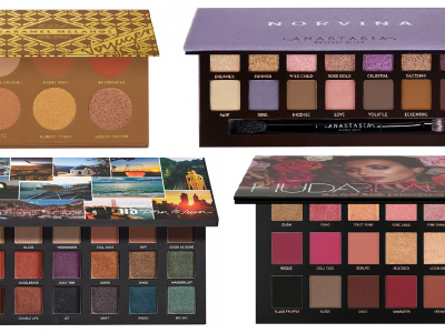 10 Best Eyeshadow Palettes | Eye Makeup Palettes For 2019