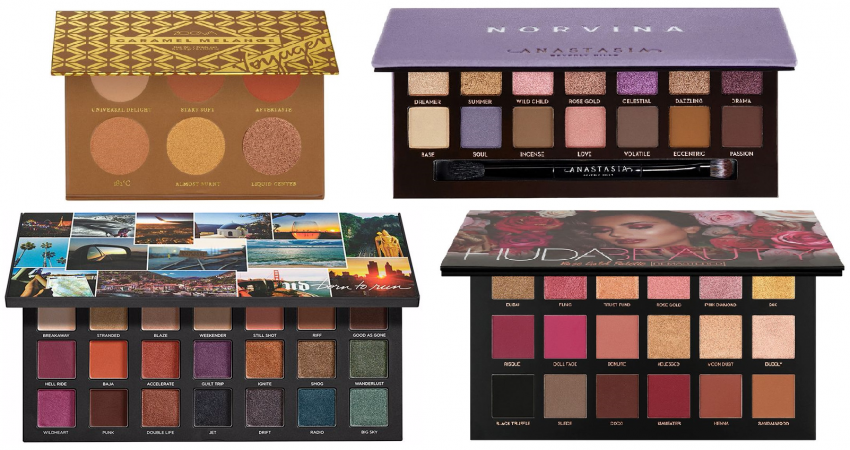 10 Best Drugstore Eyeshadow Palettes | Eye Makeup Palettes Reviews