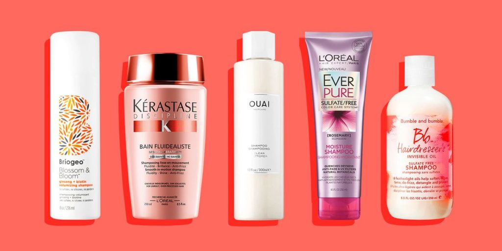 Best Sulfate-Free Shampoo