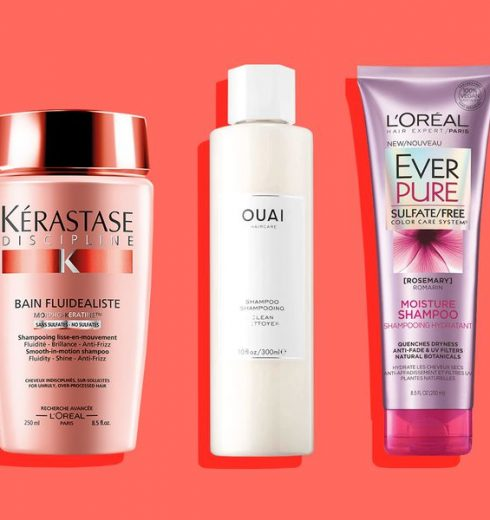 10 Best Sulfate-Free Shampoo on 2019 For Healthy Hair