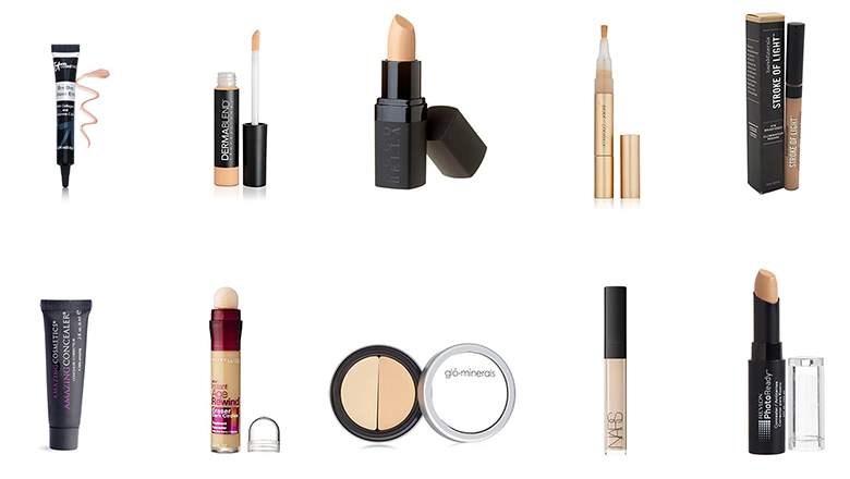 Best Concealer for Dark Circles And Spot Reviews