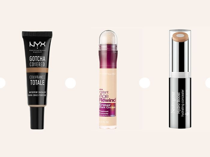Best Drugstore Under-eye Concealer