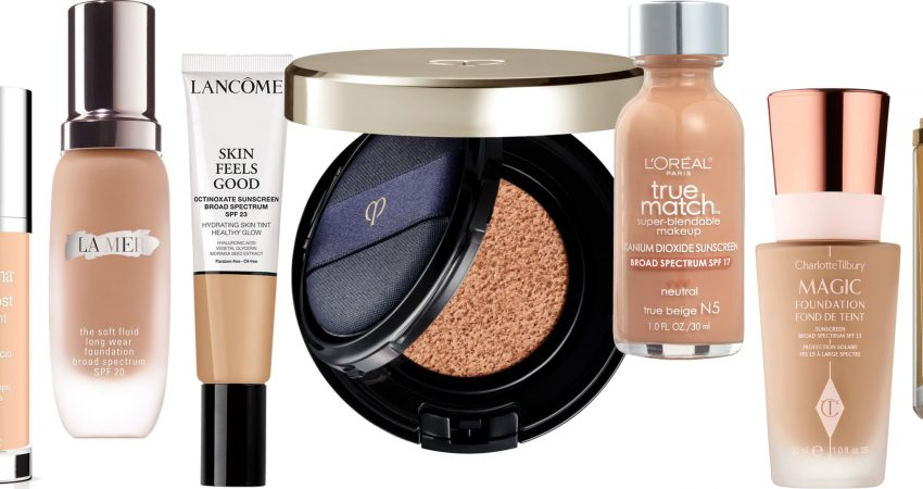 3 Best Foundation for Dry Skin Over 40