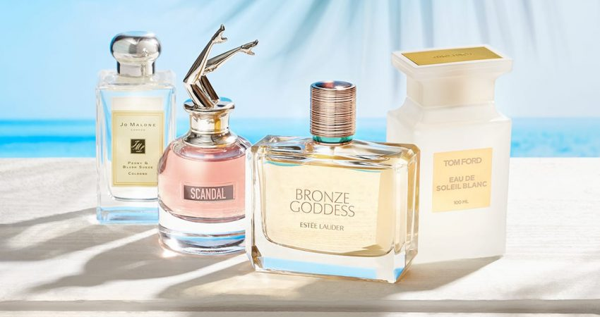 Best Summer Perfumes  To Smell Great