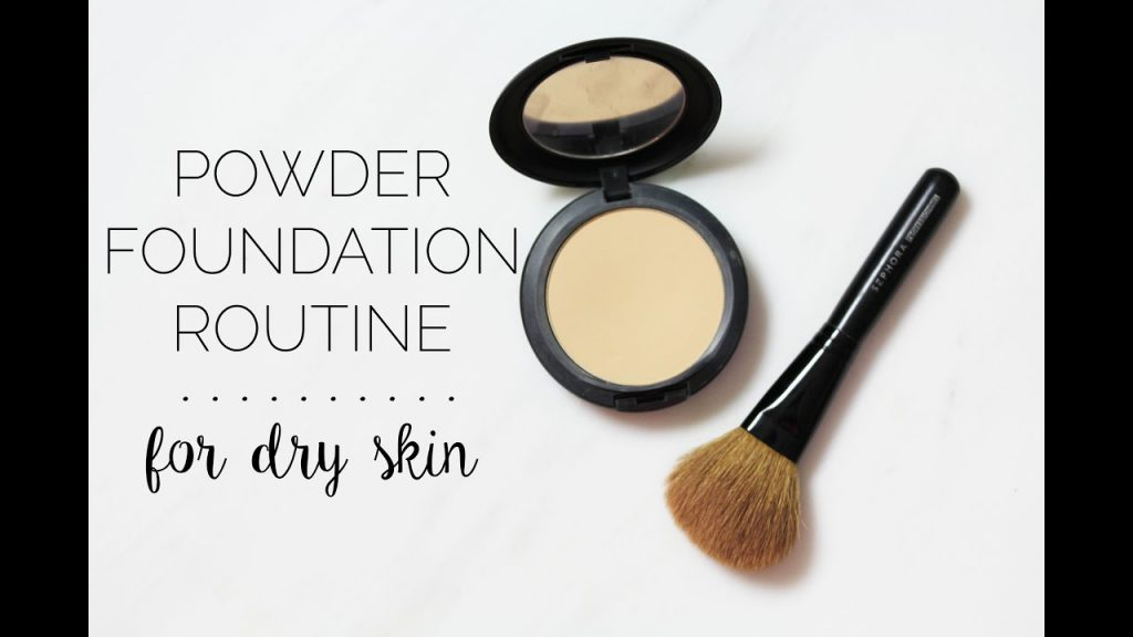 Powder Foundation For Dry Skin