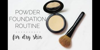 Best Powder Foundation For Dry Skin