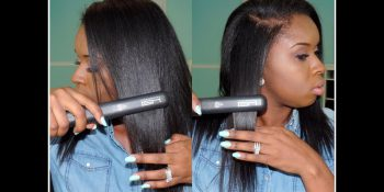 Best Straightener For African American [Natural Black] Hair