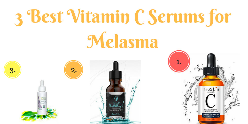 Best Vitamin C Serum for Hyperpigmentation