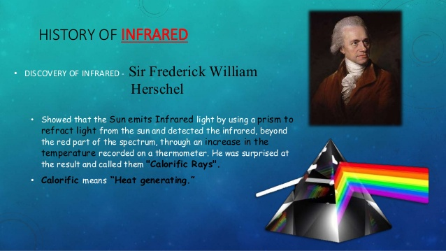 History of infrared light therapy