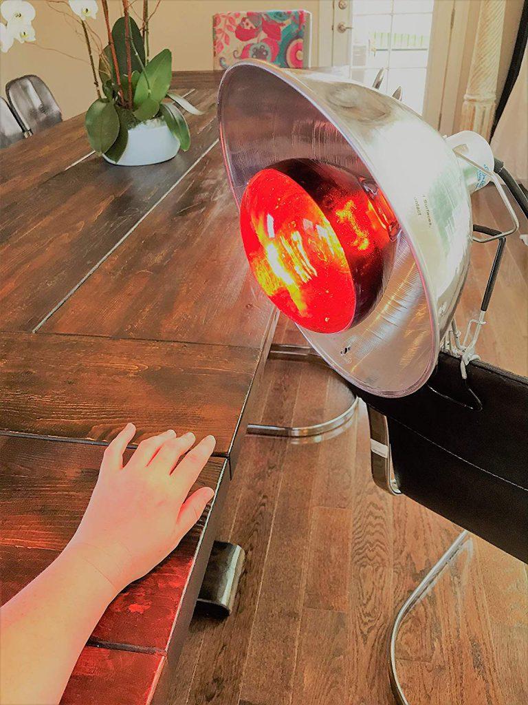 RubyLux NIR-A Near Infrared Bulb 2